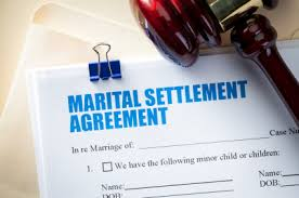 marital-settlement-agreement