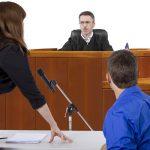 divorce trial in RI