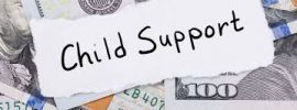 Child support in RI
