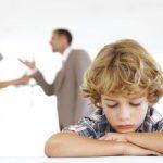 Children divorce